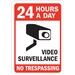 24 HOURS A DAY SURVEILLANCE